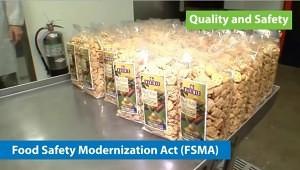 FSMA Food Safety Modernization Act