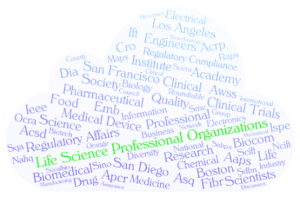 Life Science Professional Organizations