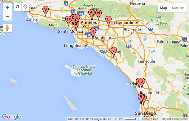 Startup Incubator Labs in Southern California