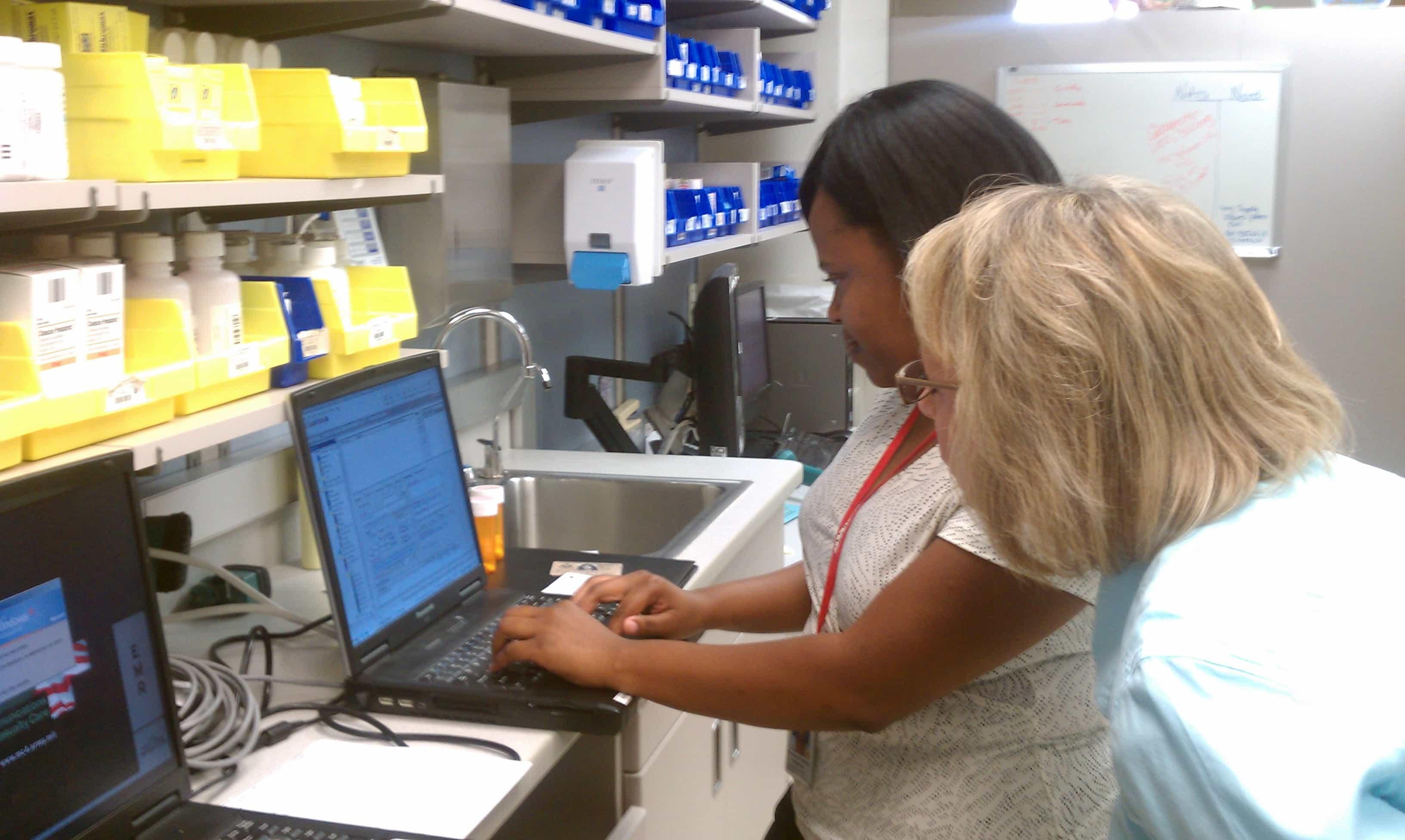 clinical trial associate