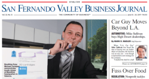 San Fernando Valley Business Journal covers Food Quality Apprentices