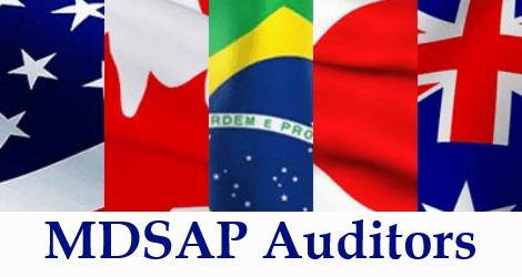Mdsap Auditors Medical Device Single Audit Program