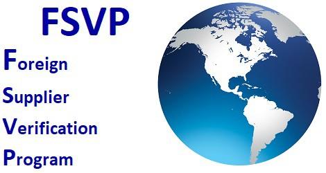 FSVP Training April 3-5 in Long Beach